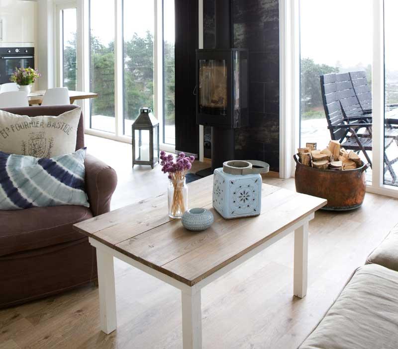 Norwegen Wohnzimmerisch