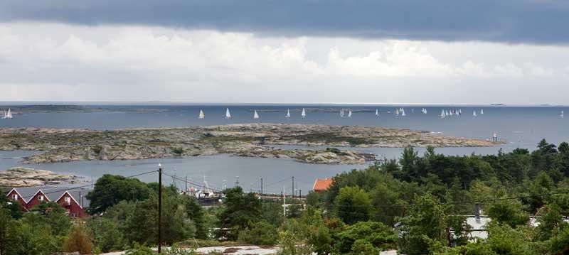 Norwegen Weitsicht