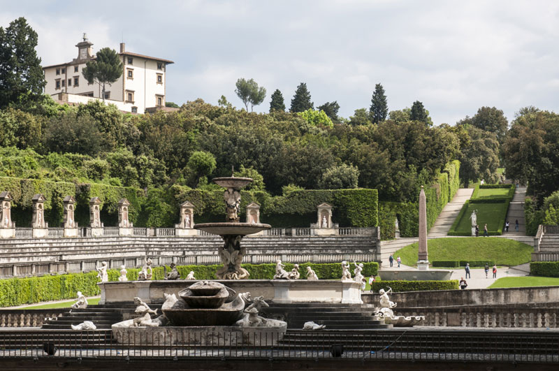 Boboli-Garten in Florenz City Trip Westwing