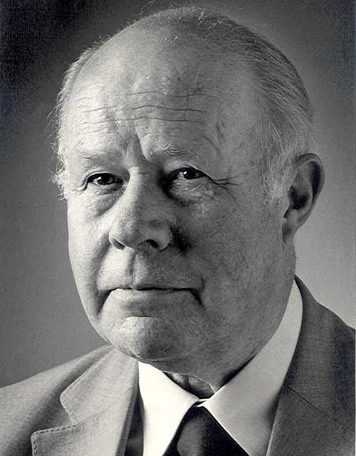 Ole Wanscher, Carl Hansen