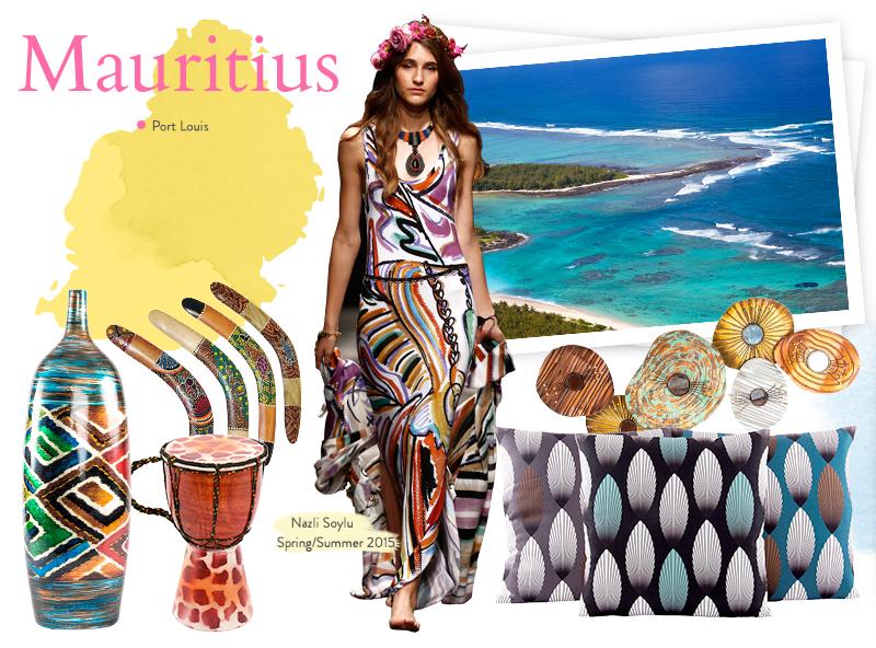 Insel Mauritius