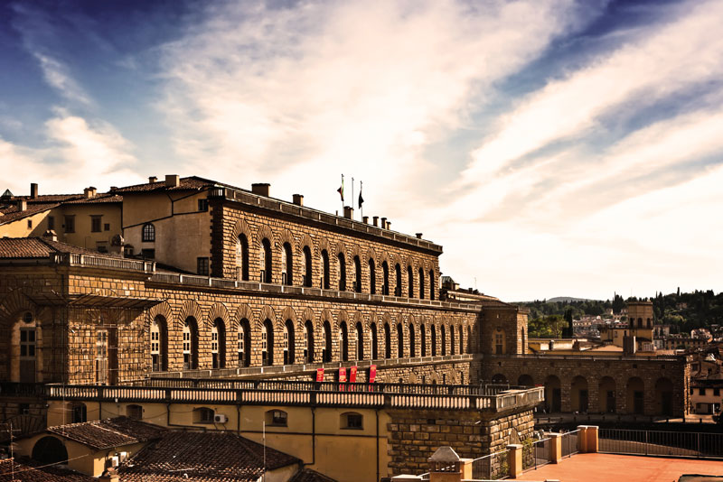 Palazzo Pitti Florenz Westwing