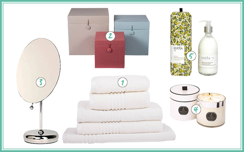 Must haves Badezimmer