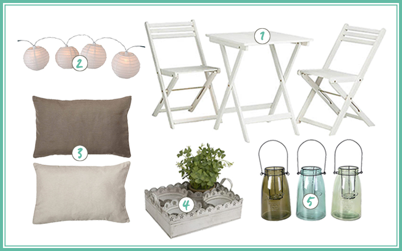 Must haves Garten
