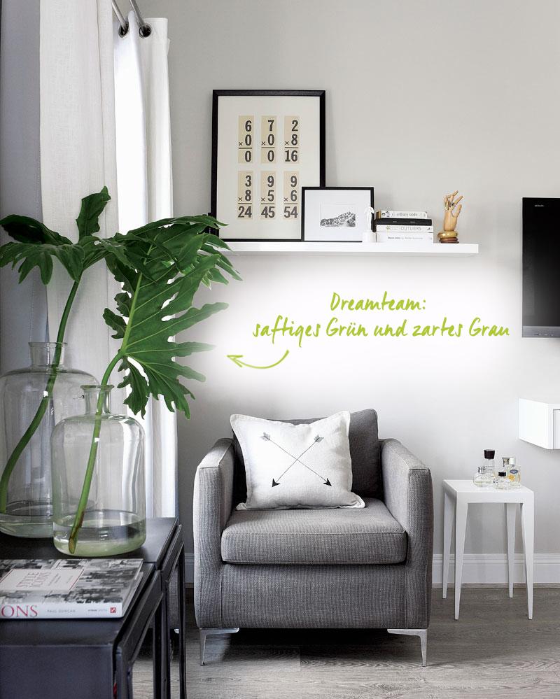 Westwing zeigt, wie man mit Palmblätter dekoriert