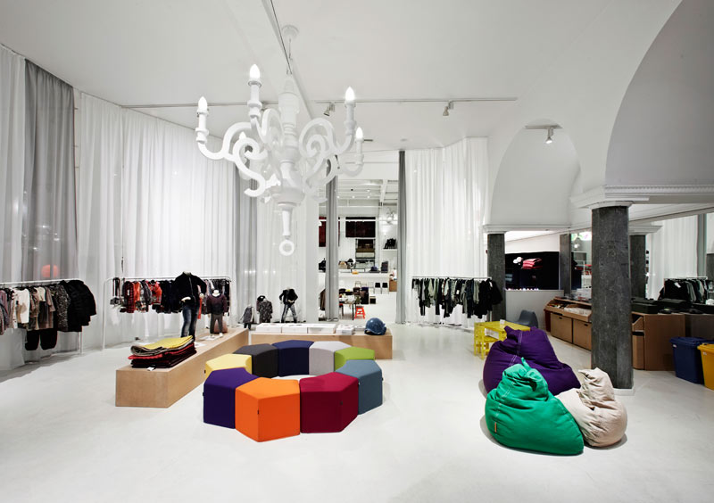 Normann Copenhagen Flagship Store Events