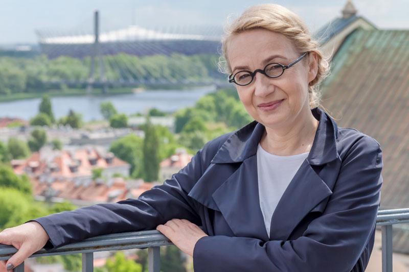 Marta Suchodolska Warschau