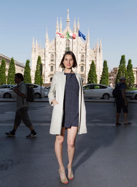 Style-Trip: Mailand mit Margot Zanni