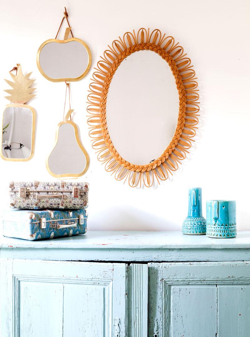 ... Dass Die Farbe Durch Einzelne Besondere Möbelstücke In Den Raum  Gebracht Wird. Ich Versuche Farbige Möbel Immer Zu Betonen, Wie In Einer  Kunstgallerie.u201c