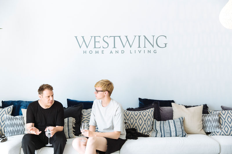 Westwing Lounge Mercedes Benz Fashion Week Berlin