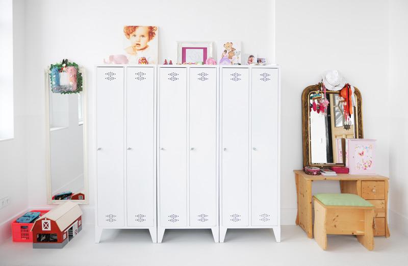 Tipps fürs Kinderzimmer Schrank und Schreibtisch