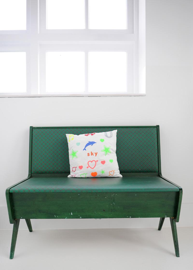 Tipps fürs Kinderzimmer Sitzbank mit Schubfach