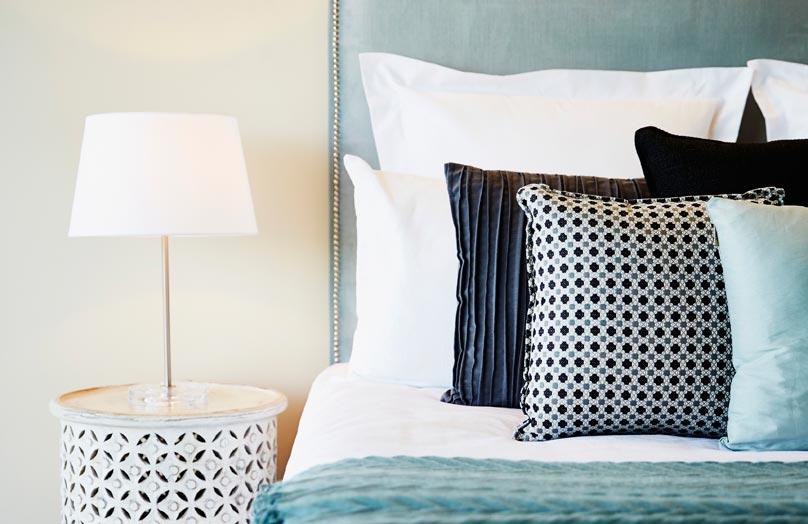 So organisieren Sie Ihr Schlafzimmer richtig
