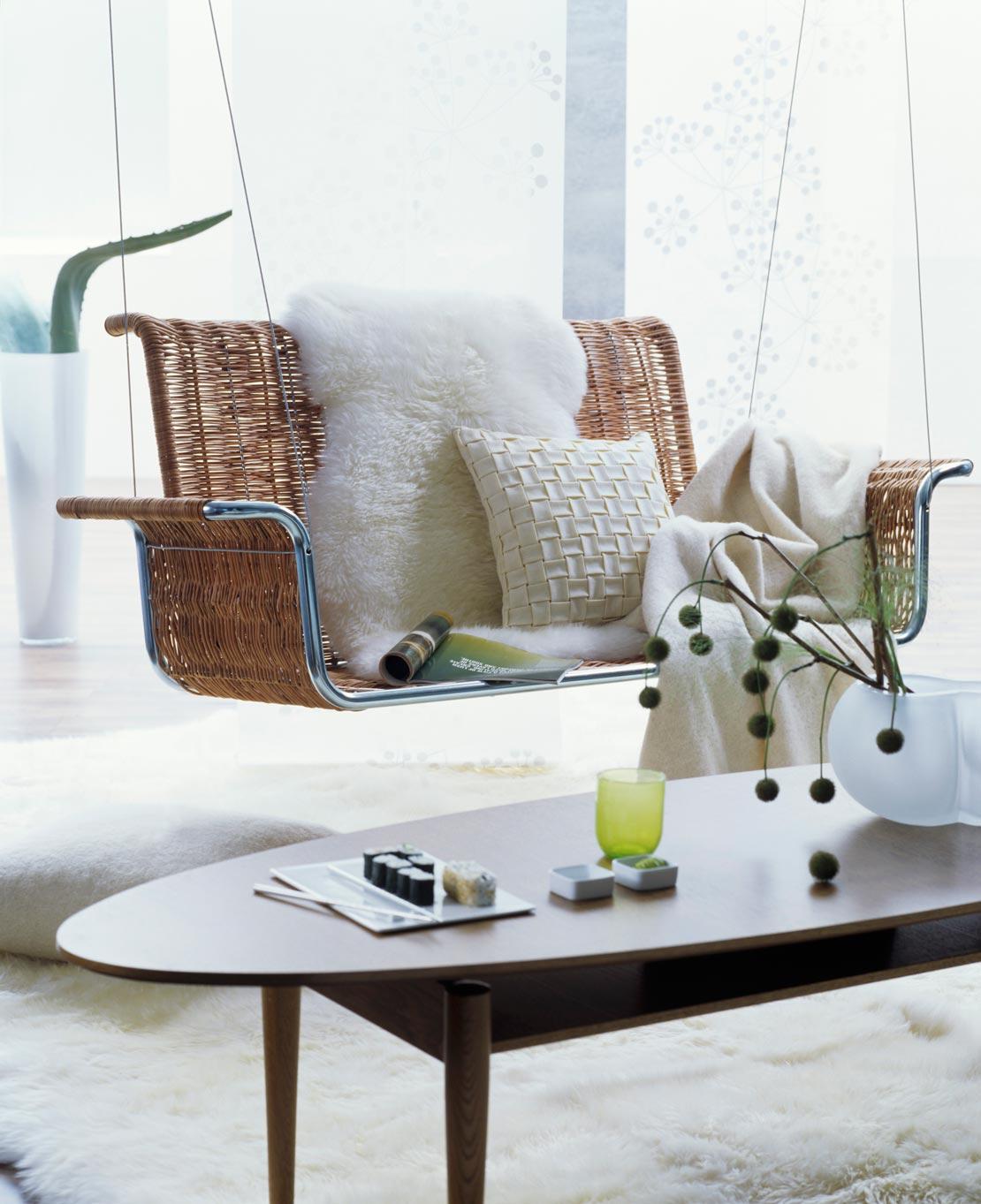 Hängesessel: der neue Interior-Trend – mehr im Westwing Magazin