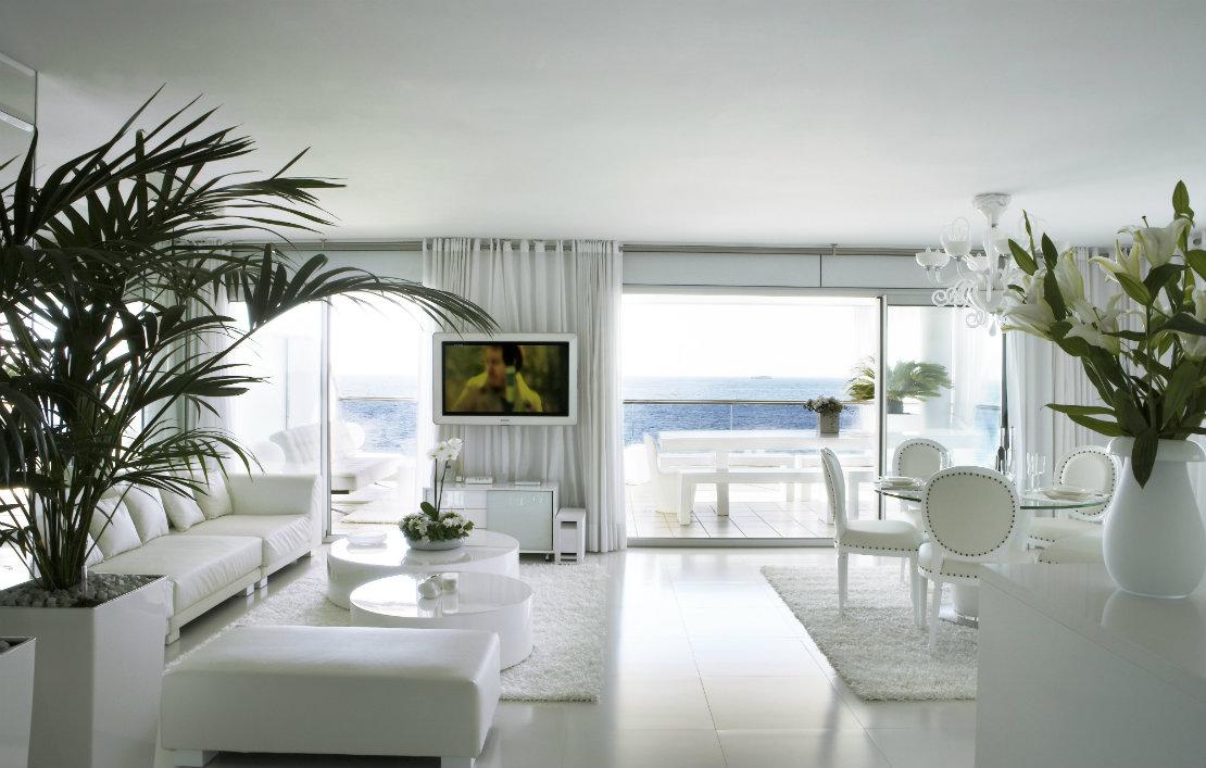 Beachhouse style marina chic