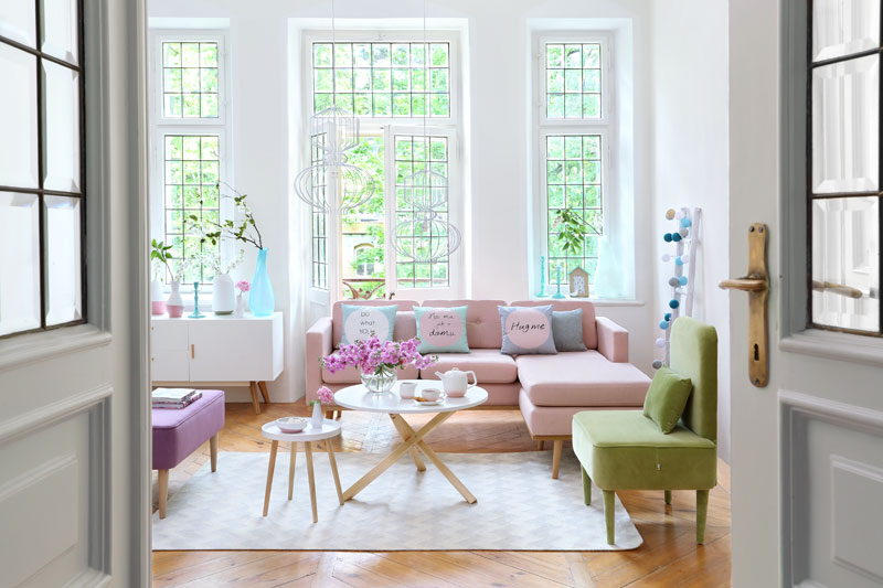 Westwing Pastellfarben Trend