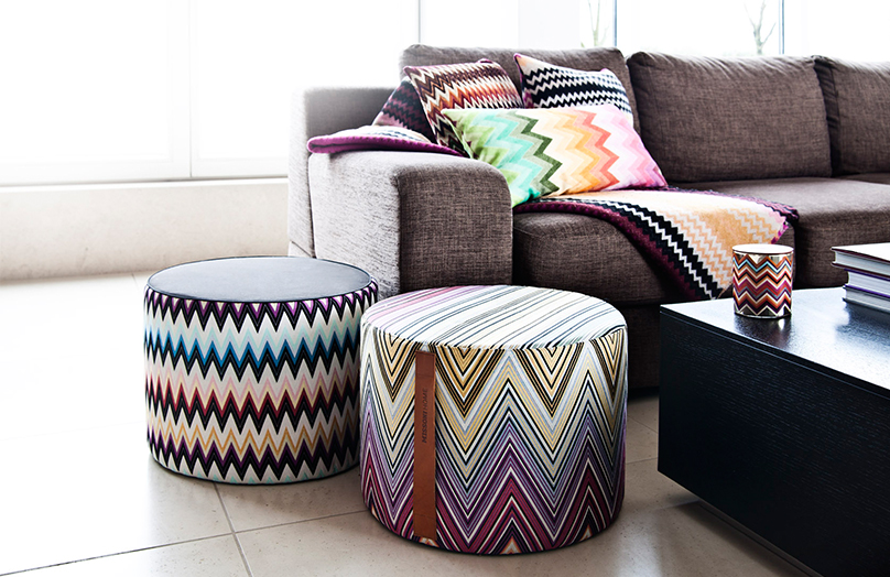 Poufs: Interior-Pieces mit Stil