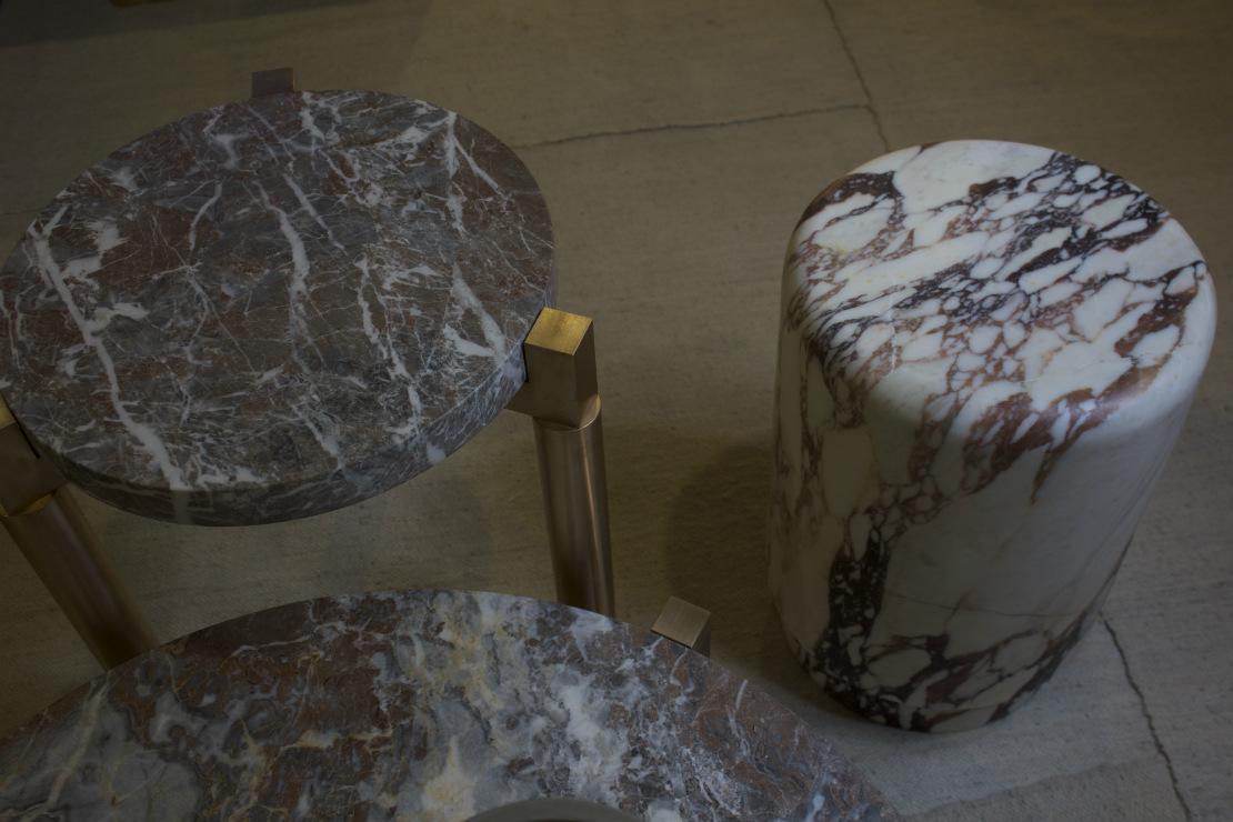 maison-objet-runde-marmor-tische