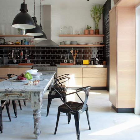 5 Tipps für ein Industrial-Zuhause