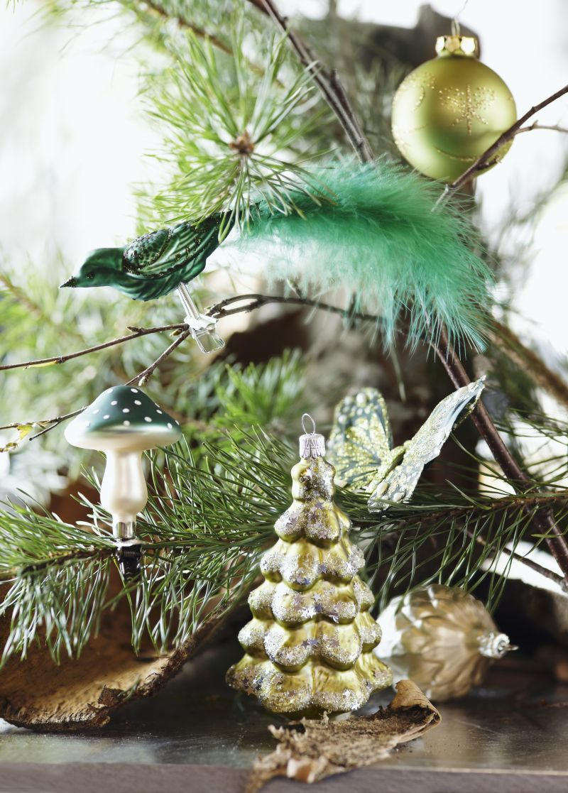 Westwing-Christbaum-Grün