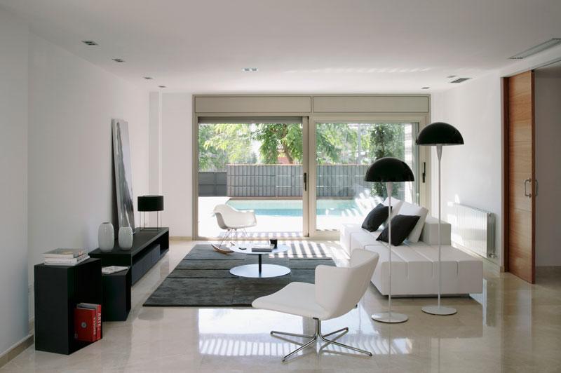 Westwing - Wohnzimmer moderner Wohnstil