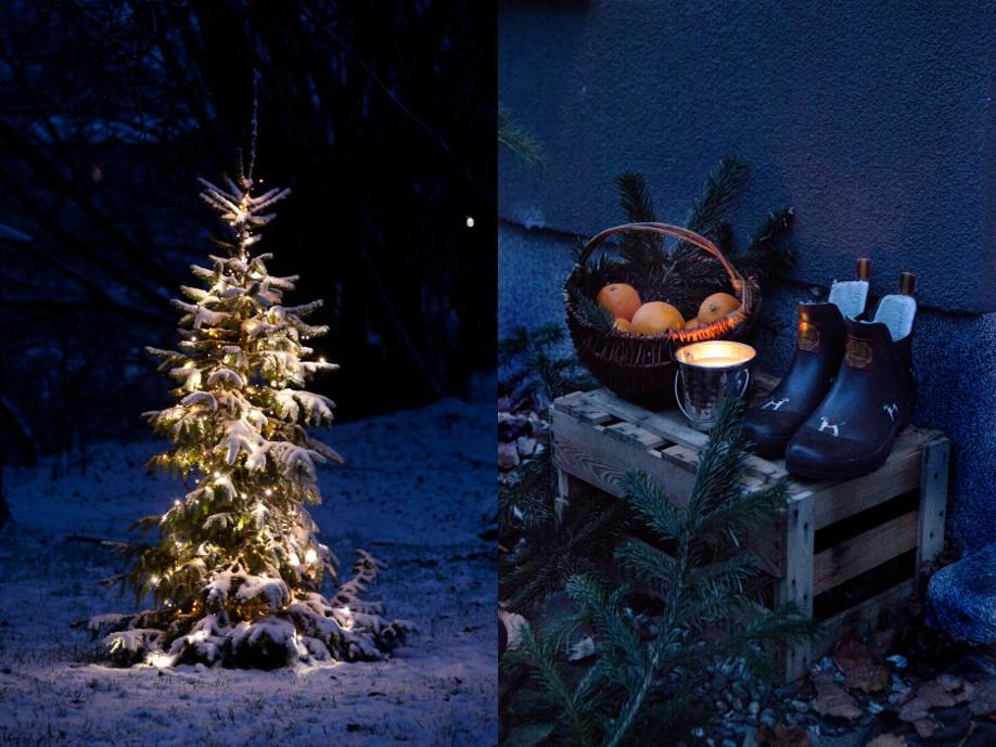 Westwing-Winterzauber-Deko Garten