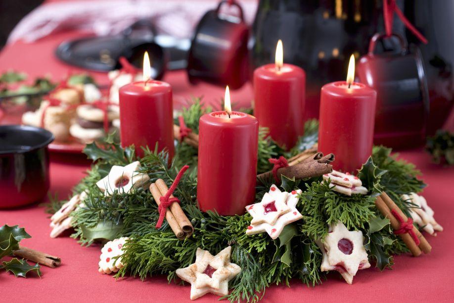 Westwing - klassische Weihnacht - Kranz