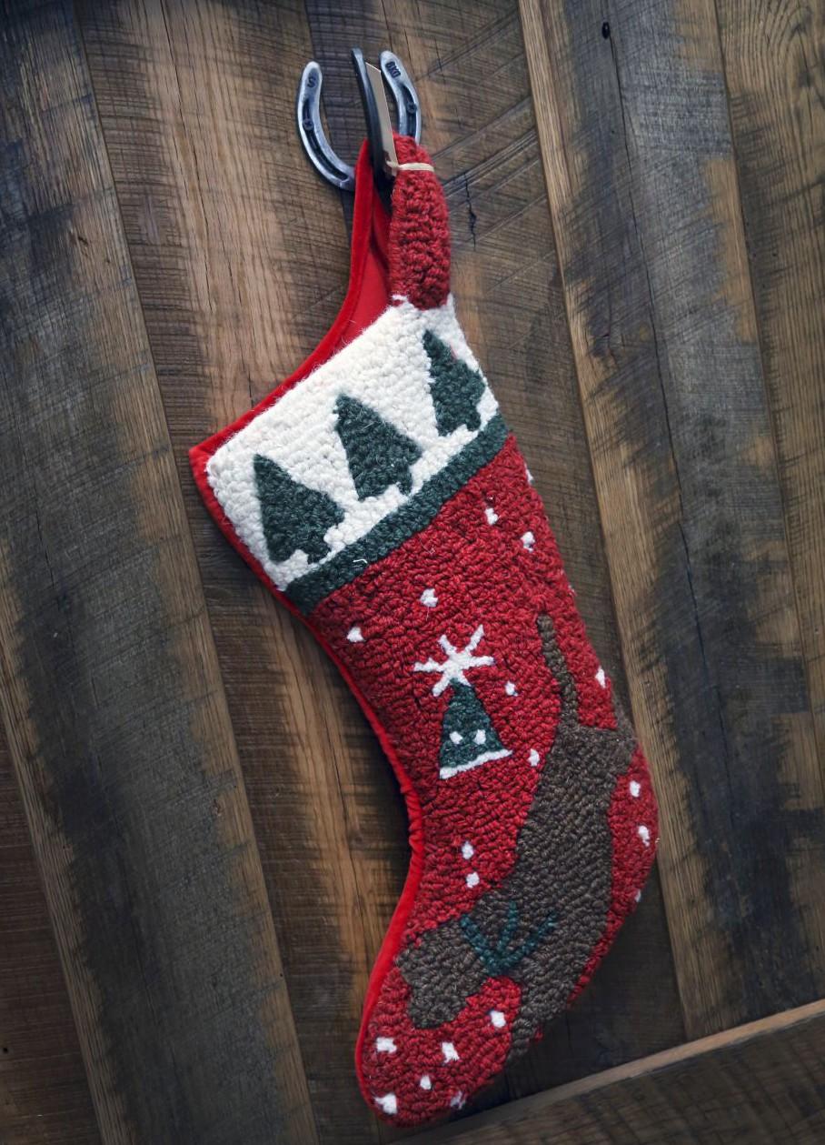 Westwing - klassische Weihnacht - Strumpf