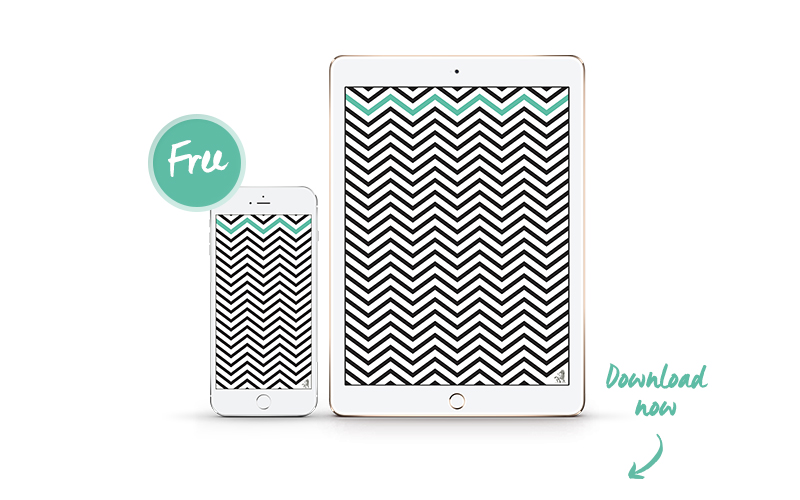 iPhone-iPad-wallpaper-chevron