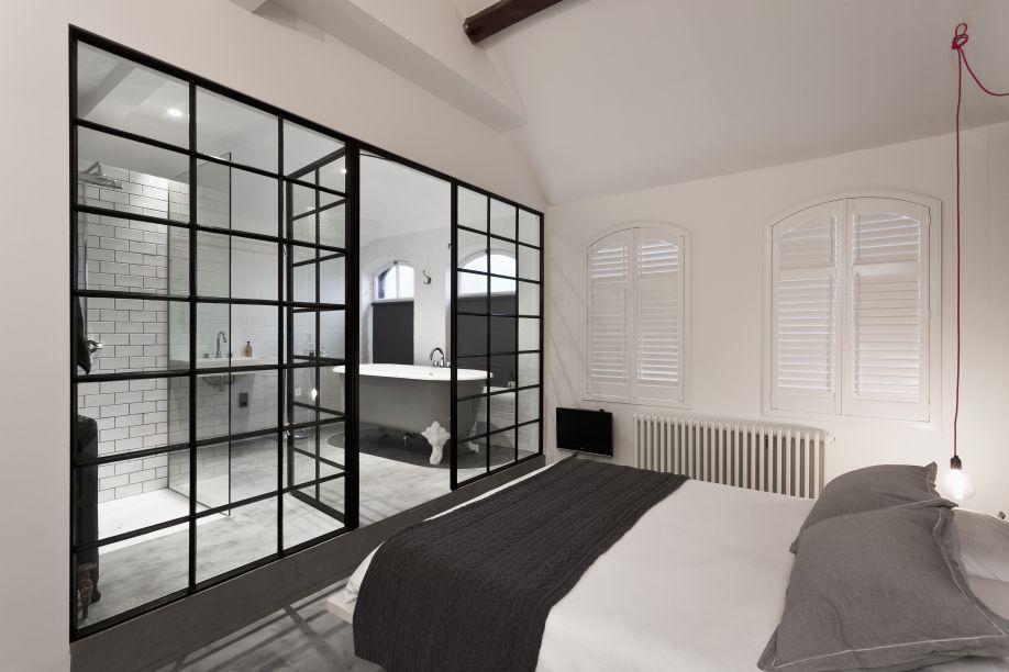 Ein schlafzimmer im scandi stil mehr im westwing magazin for Einfach schlafzimmer schwarz weis