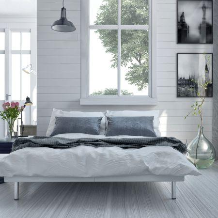 So richten Sie Ihr Schlafzimmer im Scandi-Stil ein