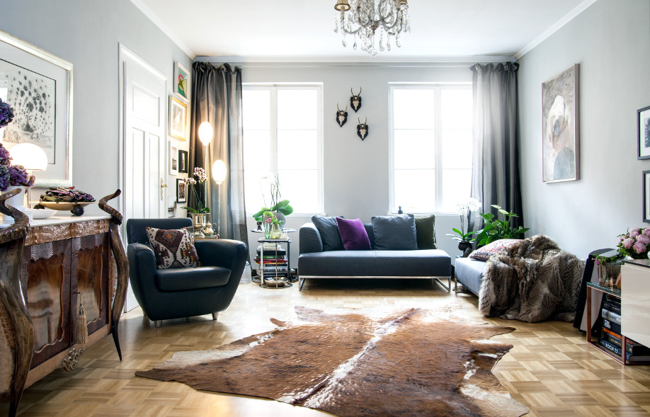 so wohnt andreas haumesser mehr im westwing magazin. Black Bedroom Furniture Sets. Home Design Ideas