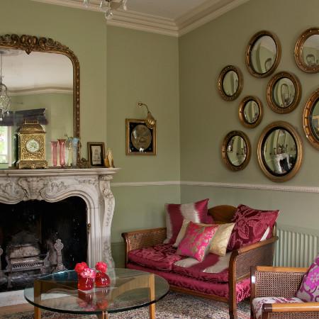 Der viktorianische Stil neu interpretiert
