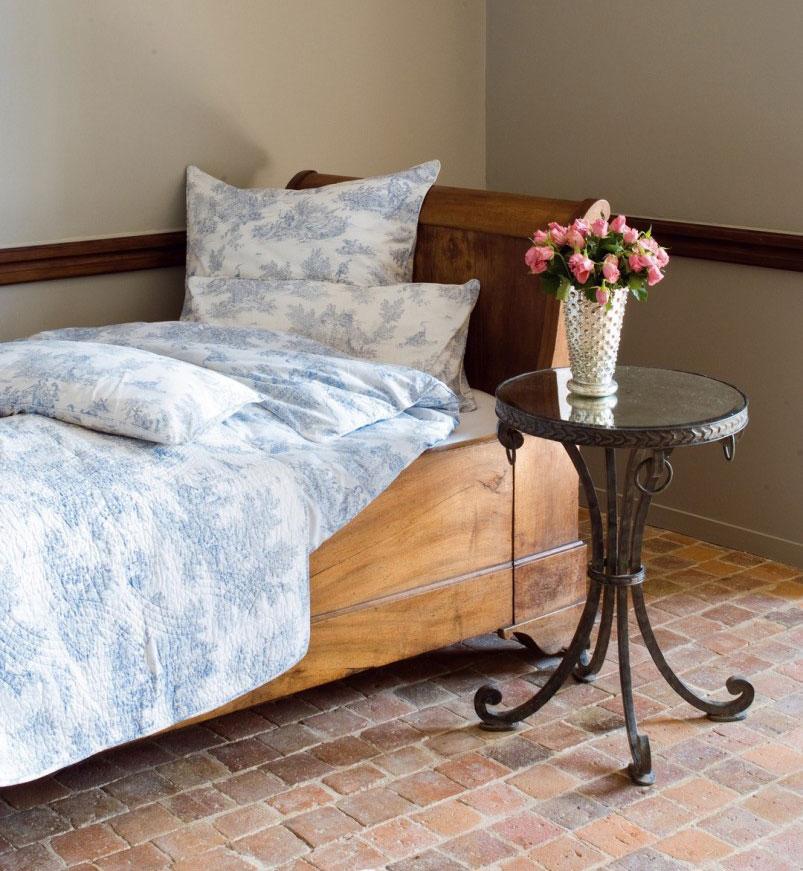 brigitte von boch Schlafzimmer Bettwäsche deko