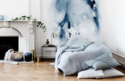 Watercolours: Trend mit Kunst-Charakter