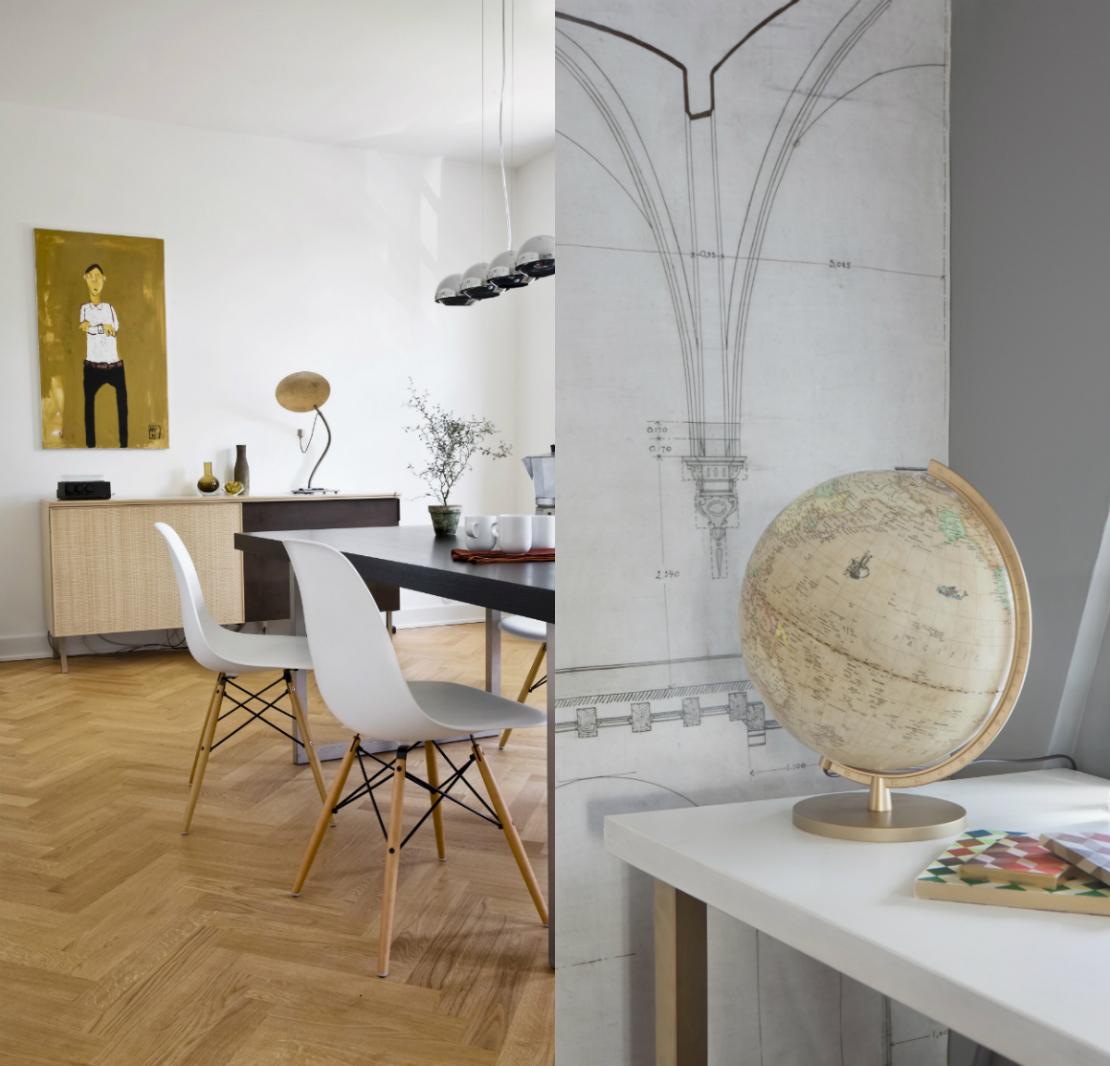 Westwing Zuhause Eines Architekten Essraum