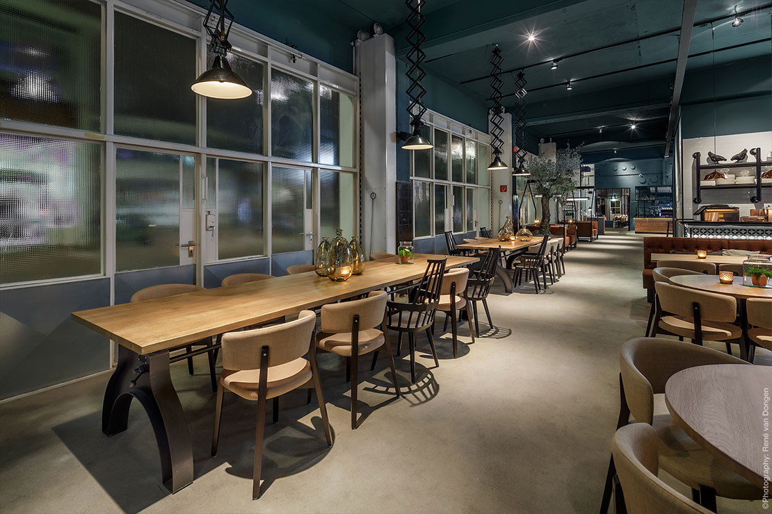 Gastro hotspot in den haag mama kelly mehr im westwing for Westwing tisch