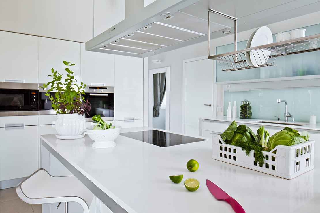 Detox-Küche-Gemüse