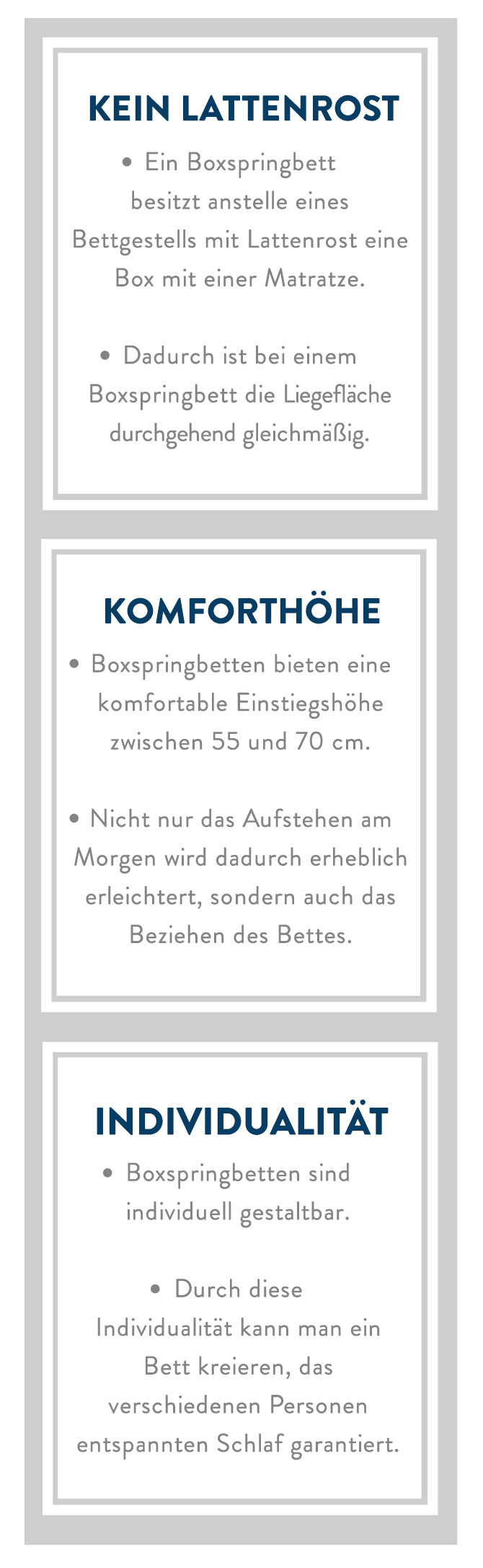 was sind boxspringbetten mobile