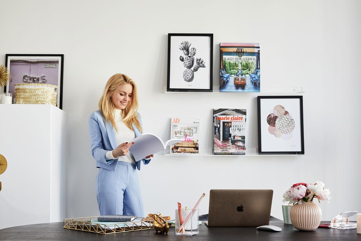 mit diesen 6 tipps wird jedes b ro wundersch n westwing magazin. Black Bedroom Furniture Sets. Home Design Ideas