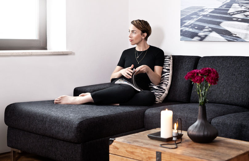 Zu Hause bei Jana Gutsche