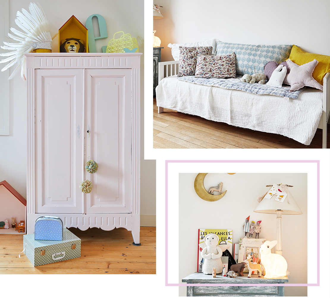 Zu hause bei olivia belanger in paris westwing magazin for Kinderzimmer olivia