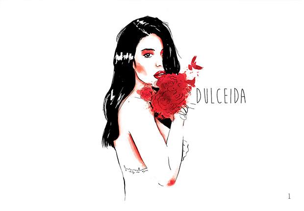 dulceida_dibujo