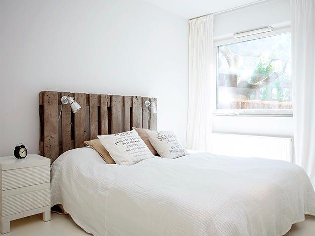 lienzo en blanco un look actual westwing magazine. Black Bedroom Furniture Sets. Home Design Ideas