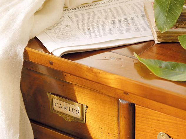 Calor de oto o westwing magazine - Tocar madera casas ...