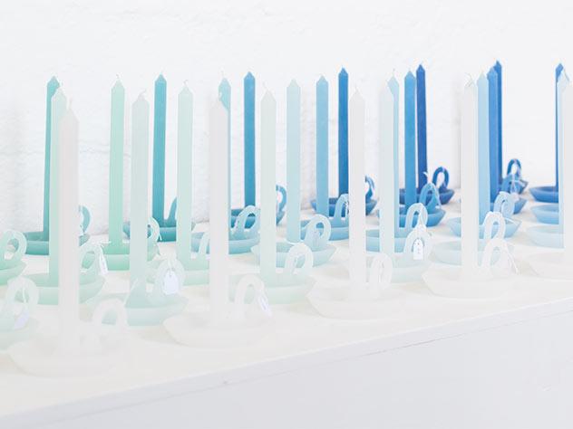 Colores velas