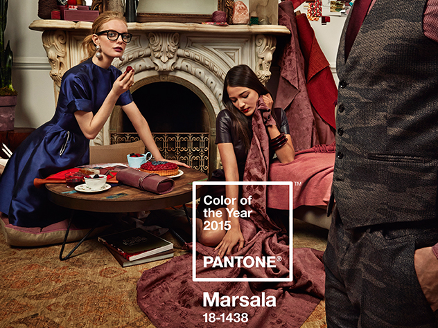 marsala pantone color 2015 II
