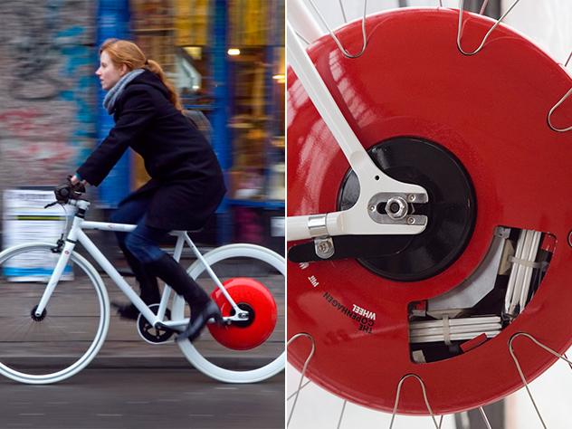 Motor eléctrico para bicicletas