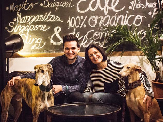 Brott Barcelona: perros a la última