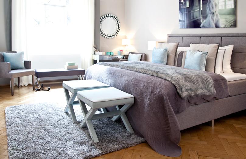 Un dormitorio de ensueño